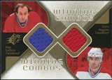 2007/08 Upper Deck SPx Winning Combos #WCLH Guy Lafleur Chris Higgins