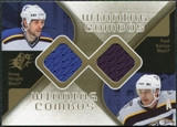 2007/08 Upper Deck SPx Winning Combos #WCWK Paul Kariya/Doug Weight
