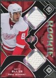 2007/08 Upper Deck SPx Spectrum #191 Matt Ellis Jersey /25