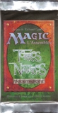 Magic the Gathering Homelands Booster Pack (French)