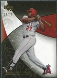 2007 Upper Deck Exquisite Collection Rookie Signatures Gold #7 Vladimir Guerrero /75