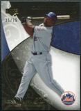 2007 Upper Deck Exquisite Collection Rookie Signatures Gold #13 Carlos Delgado /75