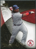 2007 Upper Deck Exquisite Collection Rookie Signatures Gold #14 Manny Ramirez /75