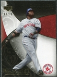 2007 Upper Deck Exquisite Collection Rookie Signatures Gold #16 David Ortiz /75