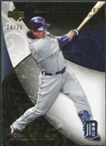 2007 Upper Deck Exquisite Collection Rookie Signatures Gold #34 Magglio Ordonez /75
