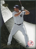 2007 Upper Deck Exquisite Collection Rookie Signatures Gold #36 Johnny Damon /75