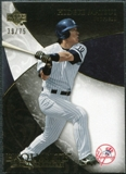 2007 Upper Deck Exquisite Collection Rookie Signatures Gold #51 Hideki Matsui /75