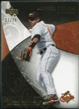 2007 Upper Deck Exquisite Collection Rookie Signatures Gold #54 Miguel Tejada /75