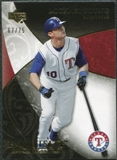 2007 Upper Deck Exquisite Collection Rookie Signatures Gold #59 Michael Young /75