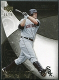 2007 Upper Deck Exquisite Collection Rookie Signatures Gold #60 Jim Thome /75