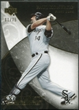 2007 Upper Deck Exquisite Collection Rookie Signatures Gold #61 Paul Konerko /75