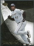 2007 Upper Deck Exquisite Collection Rookie Signatures Gold #62 Jermaine Dye /75