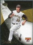 2007 Upper Deck Exquisite Collection Rookie Signatures Gold #75 Jason Bay /75