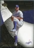 2007 Upper Deck Exquisite Collection Rookie Signatures Gold #80 Brad Penny /75