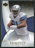 2007 Upper Deck Exquisite Collection #3 Julius Jones /150