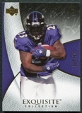 2007 Upper Deck Exquisite Collection #6 Willis McGahee /150
