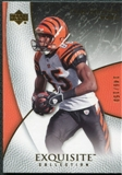 2007 Upper Deck Exquisite Collection #14 Chad Johnson /150