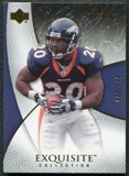 2007 Upper Deck Exquisite Collection #20 Travis Henry /150