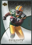 2007 Upper Deck Exquisite Collection #24 Donald Driver /150
