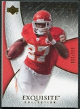 2007 Upper Deck Exquisite Collection #31 Larry Johnson /150