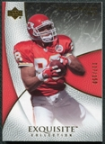 2007 Upper Deck Exquisite Collection #32 Tony Gonzalez /150