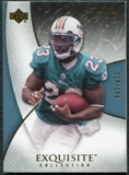 2007 Upper Deck Exquisite Collection #34 Ronnie Brown /150