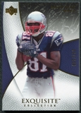 2007 Upper Deck Exquisite Collection #38 Randy Moss /150