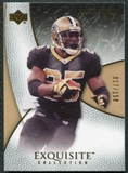 2007 Upper Deck Exquisite Collection #40 Reggie Bush /150