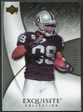 2007 Upper Deck Exquisite Collection #45 Ronald Curry /150