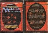 Magic the Gathering 4th Edition Starter Deck (French)