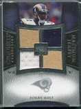 2007 Upper Deck Exquisite Collection Maximum Jersey Silver #HO Torry Holt /75