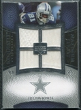 2007 Upper Deck Exquisite Collection Maximum Jersey Silver #JJ Julius Jones /75