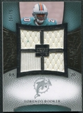 2007 Upper Deck Exquisite Collection Maximum Jersey Silver #LB Lorenzo Booker /75