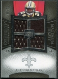 2007 Upper Deck Exquisite Collection Maximum Jersey Silver #PI Antonio Pittman /75