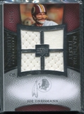 2007 Upper Deck Exquisite Collection Maximum Jersey Silver #TH Joe Theismann /75