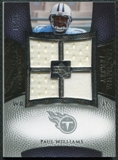 2007 Upper Deck Exquisite Collection Maximum Jersey Silver #WI Paul Williams /75