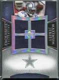 2007 Upper Deck Exquisite Collection Maximum Jersey Silver Spectrum #BM Marion Barber /15