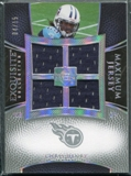 2007 Upper Deck Exquisite Collection Maximum Jersey Silver Spectrum #CH Chris Henry RB /15