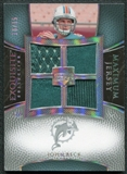 2007 Upper Deck Exquisite Collection Maximum Jersey Silver Spectrum #JB John Beck /15