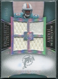 2007 Upper Deck Exquisite Collection Maximum Jersey Silver Spectrum #LB Lorenzo Booker /15