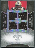 2007 Upper Deck Exquisite Collection Maximum Jersey Silver Spectrum #PI Antonio Pittman /15
