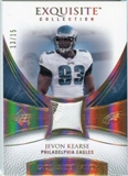 2007 Upper Deck Exquisite Collection Patch Spectrum #JK Jevon Kearse 13/15