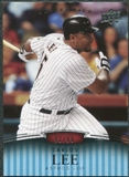 2008 Upper Deck Premier #47 Carlos Lee /99