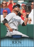 2008 Upper Deck Premier #123 Alex Rios /99