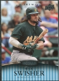 2008 Upper Deck Premier #163 Nick Swisher /99