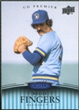 2008 Upper Deck Premier #191 Rollie Fingers /99