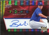2008 Upper Deck Spectrum #103 Bill White Autograph