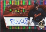 2008 Upper Deck Spectrum #115 Eugenio Velez Autograph