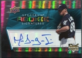 2008 Upper Deck Spectrum #117 Harvey Garcia Autograph