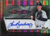 2008 Upper Deck Spectrum #132 Lance Broadway Autograph